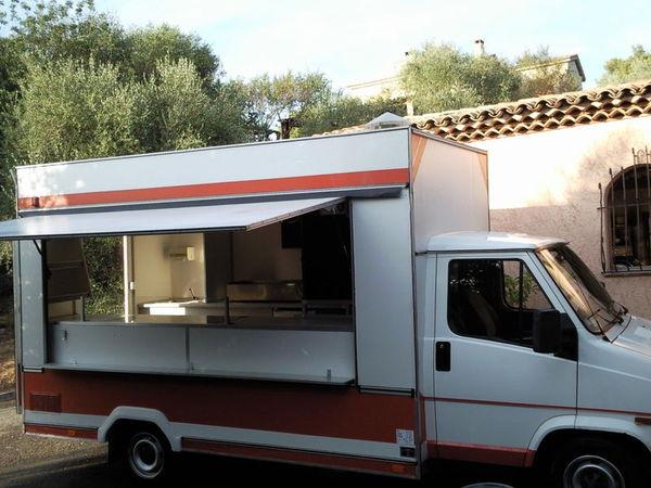 A vendre a louer camion vend camion pizza nice nord 50000 camion nice livraison de - Location camion grenoble ...